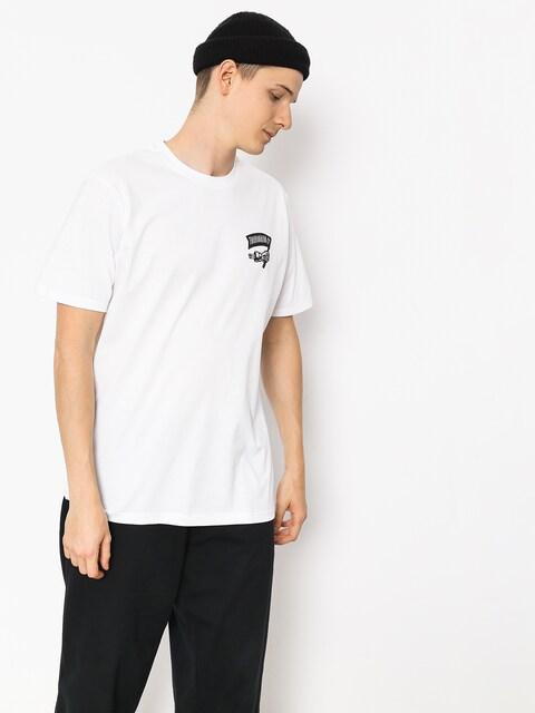 Turbokolor T-shirt Hand (white)