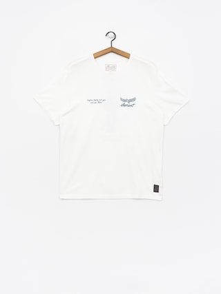Element T-shirt Base Camp (bone white)