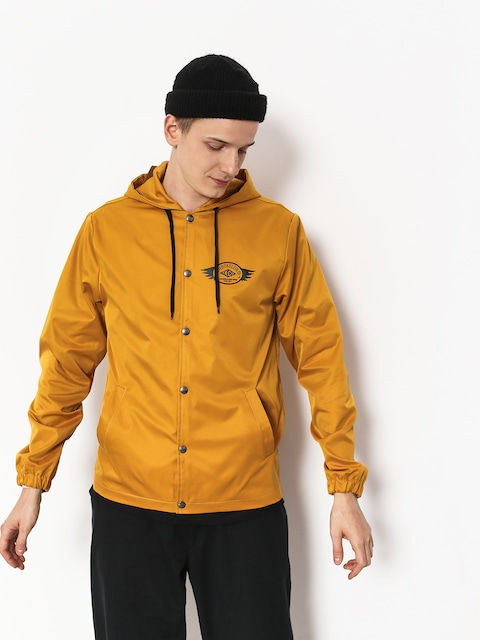 Turbokolor Jacket Hooded Herlad (yellow)