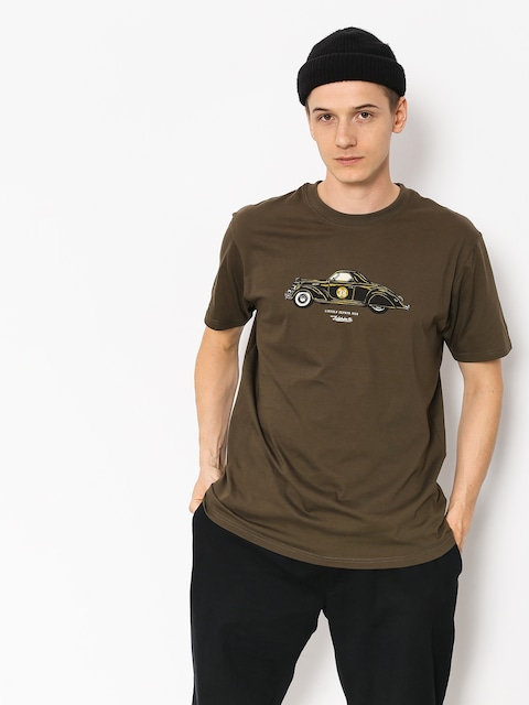 Turbokolor T-shirt Lincoln 38 (khaki)