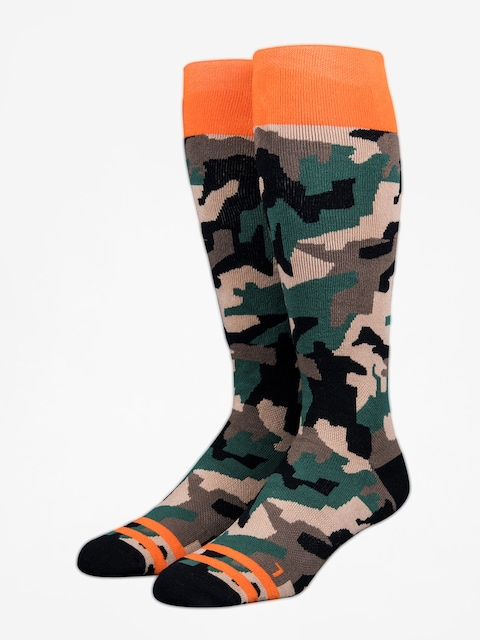 Stinky Socks Socken Camo (green camo)