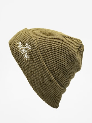 Toy Machine Beanie Tape Logo (olive)