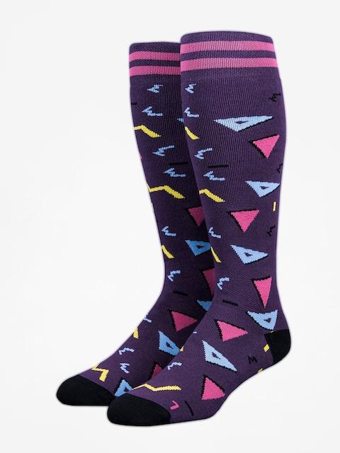 Stinky Socks Socken Purple (purple)