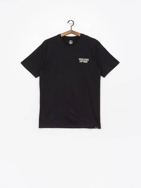 Volcom T-Shirt Dooby Hw (blk)