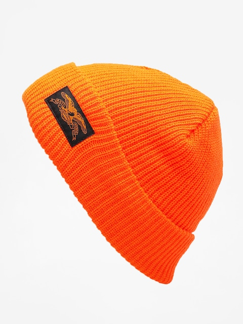 Antihero Beanie Stock Eagle (orange)