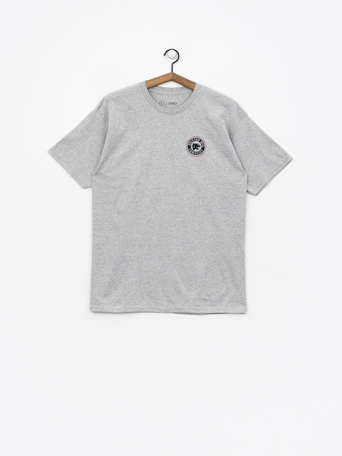 Brixton T-Shirt Forte II Stt (heather grey)