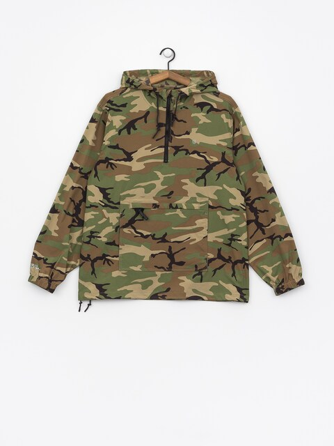Brixton Jacket Patrol At Anorak (multi camo)