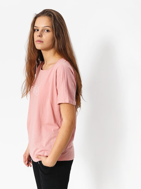 Fila T-shirt Ludi Wmn (rose tan)