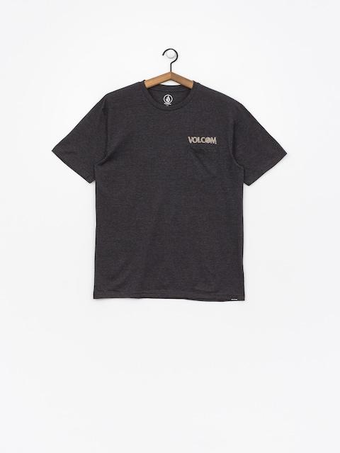 Volcom T-shirt Center Hth (hbk)