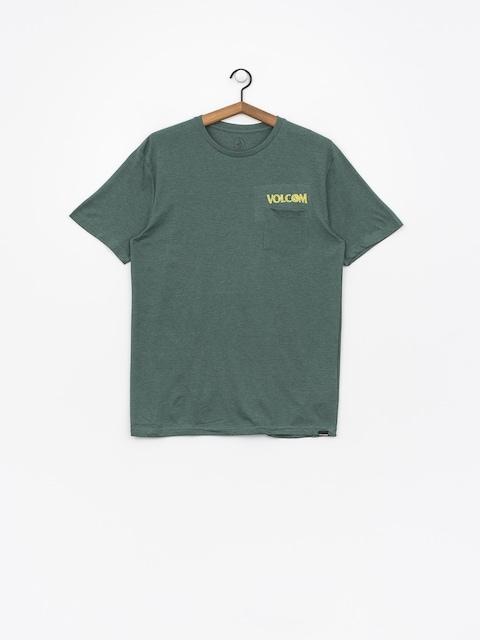 Volcom T-shirt Center Hth (pne)