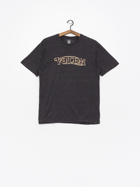Volcom T-Shirt En Route Hth (hbk)