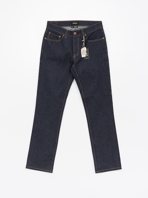 Brixton Pants Reserve 5 Pkt Denim (raw indigo)