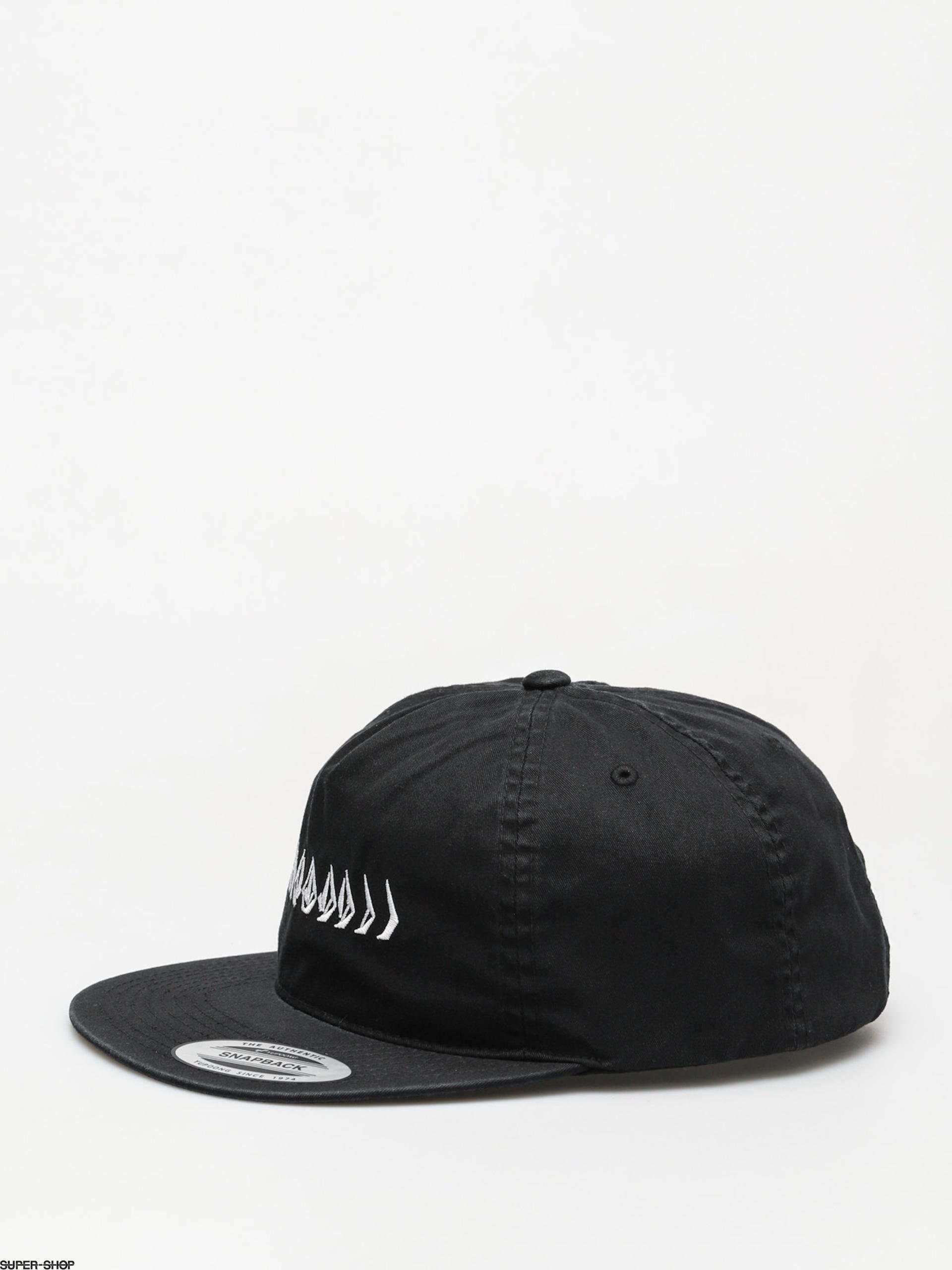 Volcom Boys Cycle Stone 5 Panel Adjustable Snap Back Hat