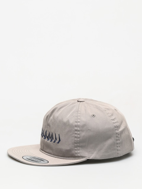 Volcom Cap Stone Cycle ZD (gry)