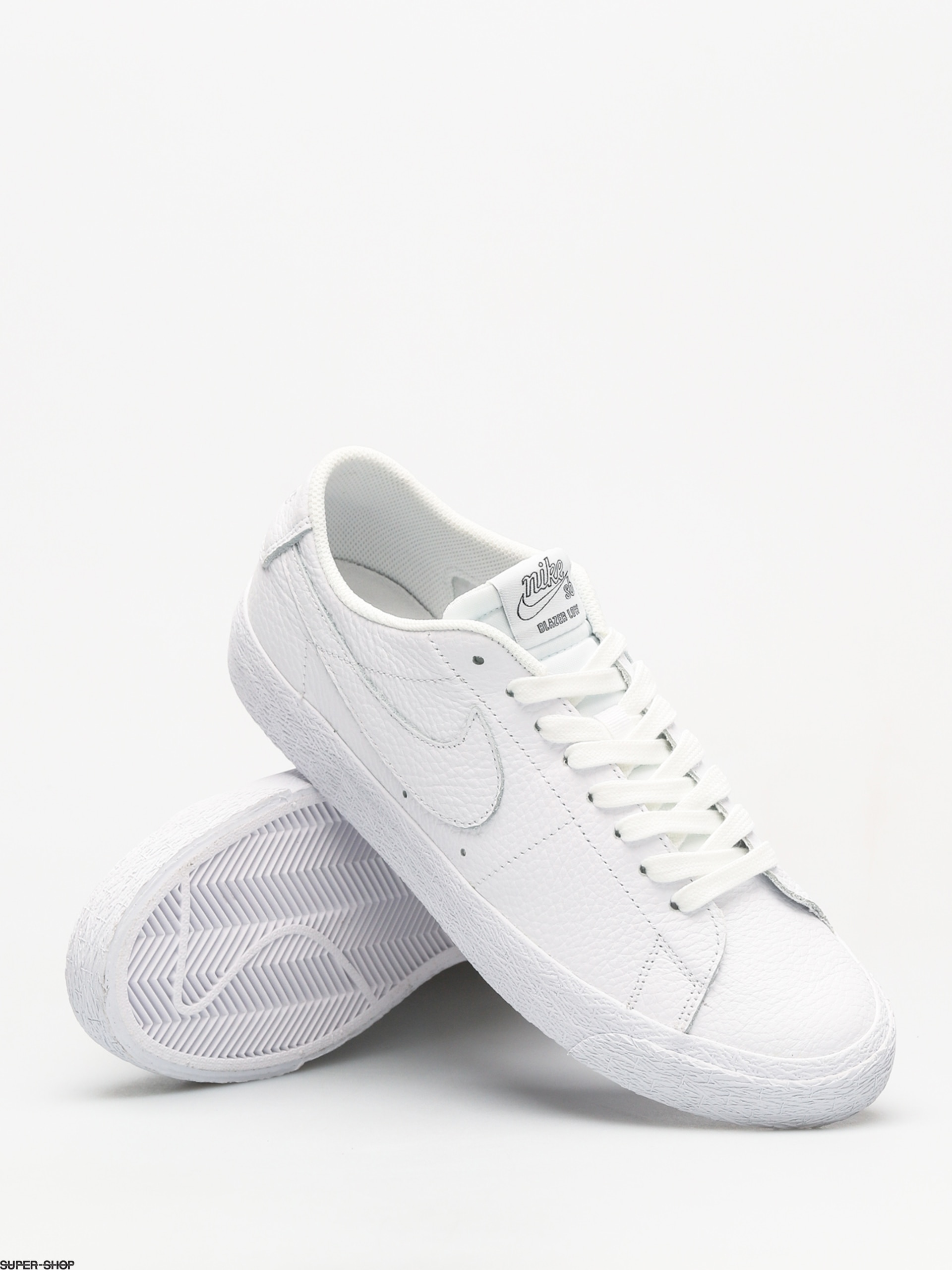 858f3bcb1d352 Nike SB Sb Zoom Blazer Low NBA Shoes (white white rush blue university red)