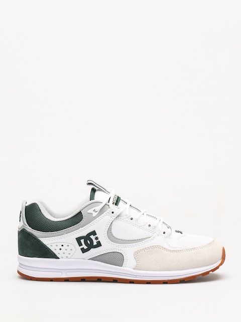 DC Kalis Lite Shoes (white/grey/green)