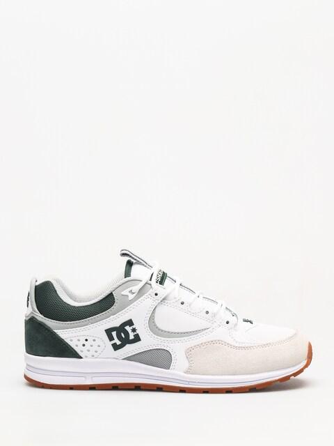 DC Shoes Kalis Lite (white/grey/green)