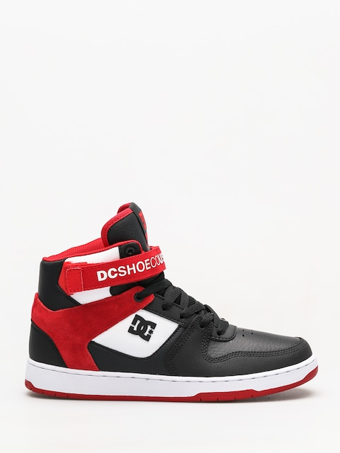 DC Schuhe Pensford (black/white/red)