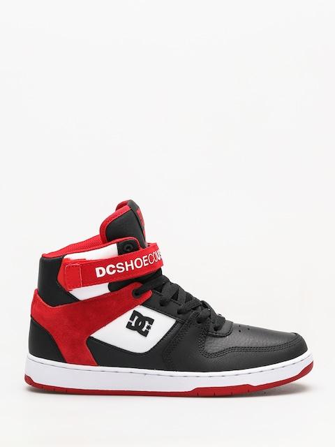 DC Shoes Pensford (black/white/red)