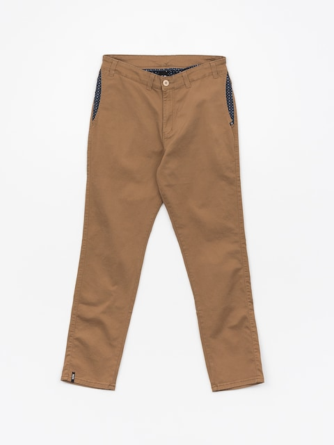Malita Pants Chino Low Stride (beige)