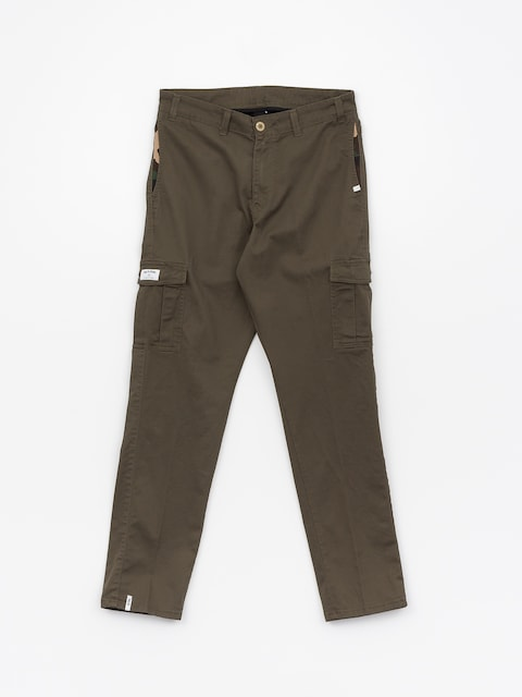Malita Pants Bojówki Low Stride (khaki)