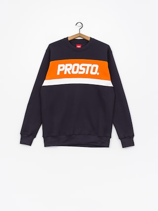 Prosto Sweatshirt Based Crewneck (dark navy)