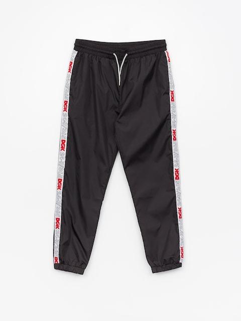 DGK Pants Heritage Swishy (black)