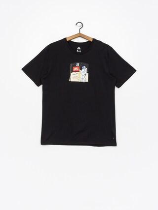 Nike SB T-shirt Sb Fake Landing (black)