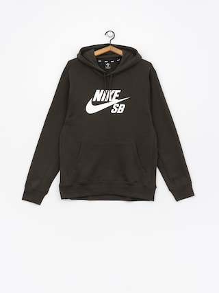 Nike SB Sweatshirt Sb Icon (sequoia/white)
