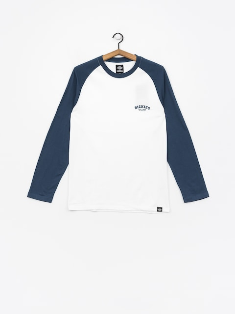 Dickies Longsleeve Baseball (dark teal)