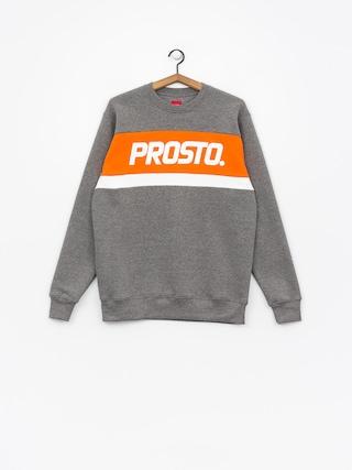 Prosto Sweatshirt Based Crewneck (concrete)