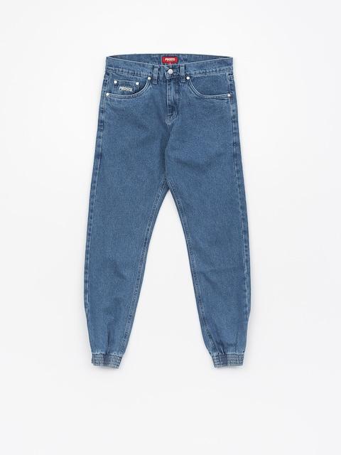 Prosto Pants Standard Jeans Jogger (blue)