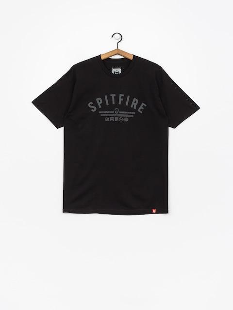 Spitfire T-shirt Brn Division