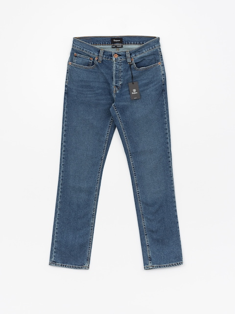 Brixton Pants Reserve 5 Pkt Denim (worn indigo)