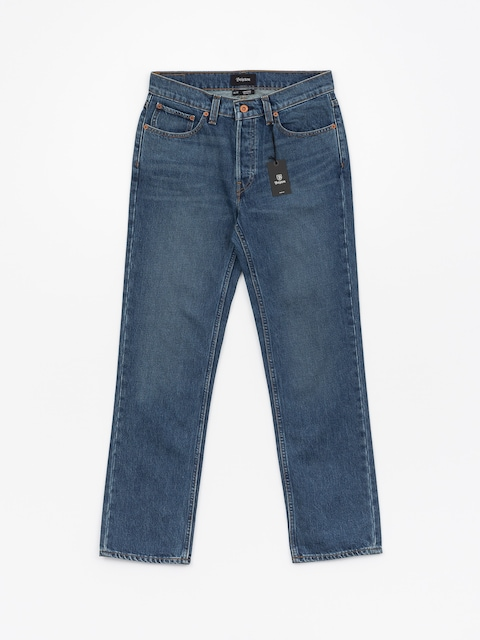 Brixton Pants Labor 5 Pkt Denim (worn indigo)