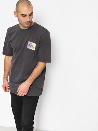 Quiksilver T-shirt Original Clapatc (tarmac)
