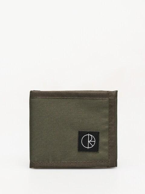 Polar Skate Geldbörse Cordura Wallet (olive)