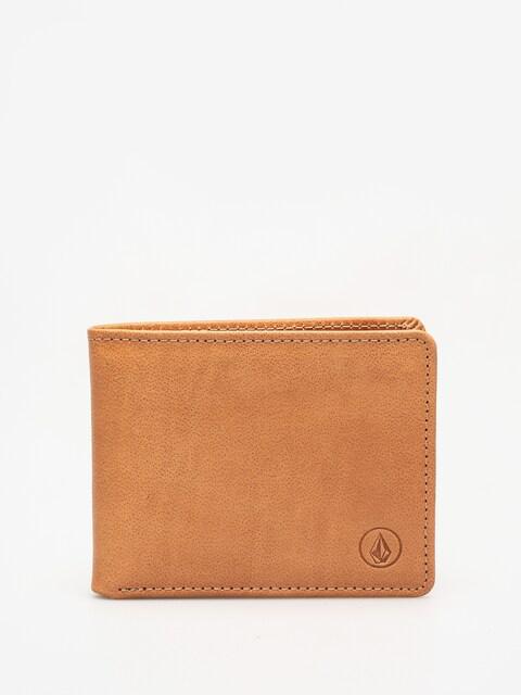 Volcom Strangler Lth Wallet (nat)