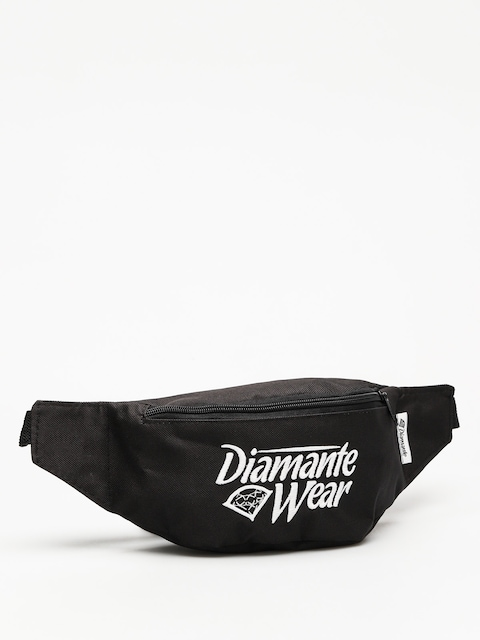 Diamante Wear Bum bag Big (black/white)
