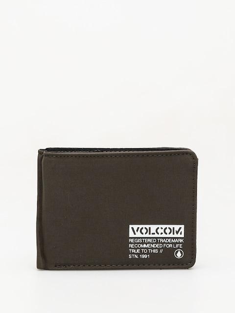 Volcom Spark 3 Fold Wallet (mil)