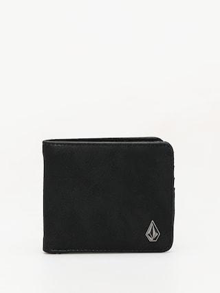 Volcom Slim Stone Pu Wallet (blk)