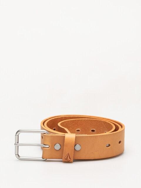 Volcom Strangler Lth Belt (nat)