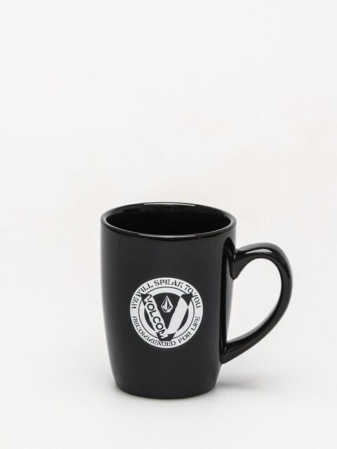 Volcom Cut Out Mug Becher (blk)