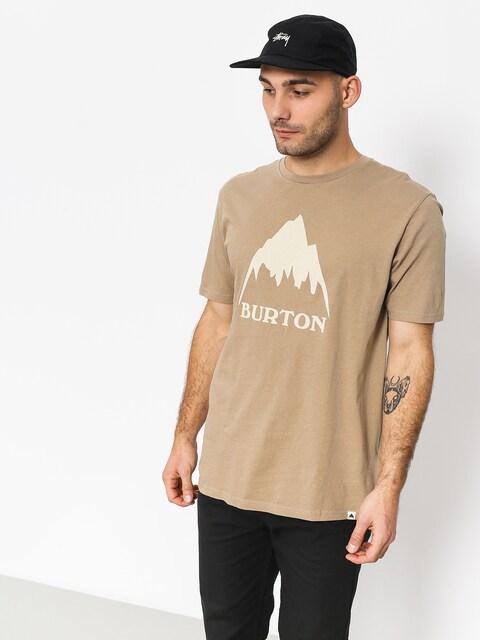 Burton T-Shirt Clssmtnhgh (dune)