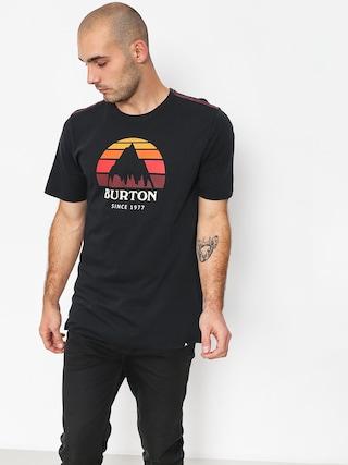 Burton T-shirt Underhill (true black)