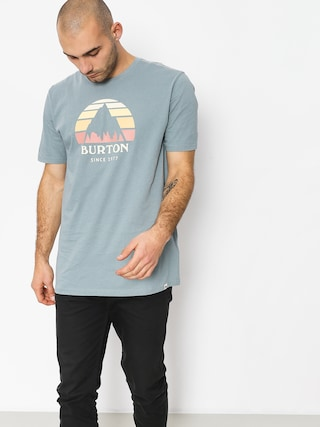 Burton T-shirt Underhill (lead)