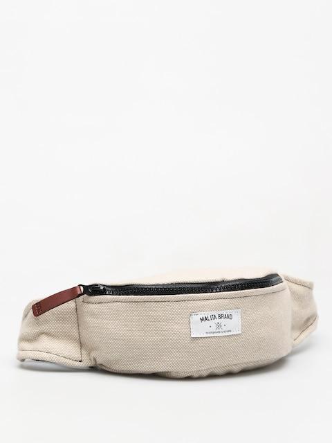 Malita Bum bag Brand (beige)