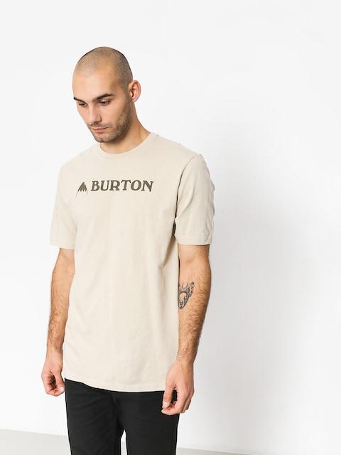 Burton T-Shirt Horizntl Mtn (pelican)