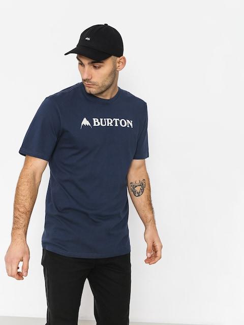 Burton T-Shirt Horizntl Mtn (mood indigo)