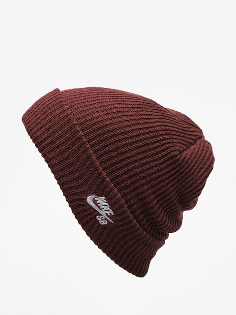 Nike SB Beanie Sb Fisherman Beanie (burgundy crush/gunsmoke)